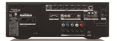 Harman Kardon AVR 5.1-Channel Audio/Video with AirPlay
