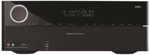 Harman Kardon AVR 1700 5.1-Channel Network-Connected Audio/V