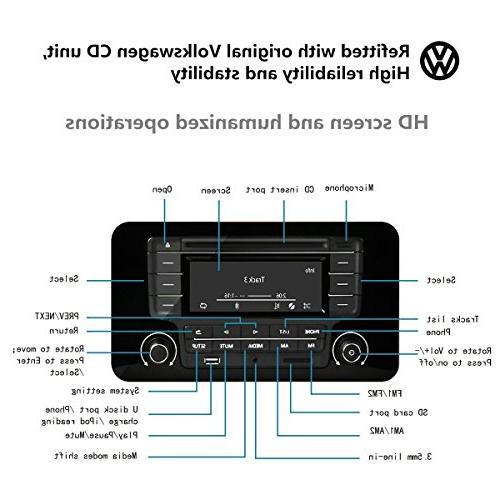 KEiiD Compact Stereo Hi-Fi Speaker Home Shelf Radio Digital Tuner Remote Control USB SD AUX,Soundbar