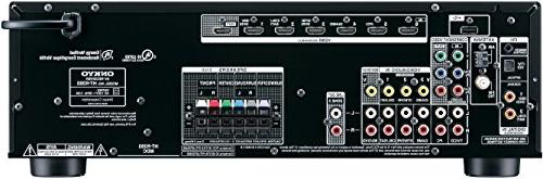 Onkyo 5.1-Channel Home Theater Receiver/Speaker
