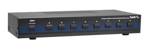 Premium New and Improved 8 Zone Channel Speaker Switch Selec