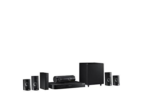 Samsung Series 1000w 5.1-ch. Smart Theater System - Black
