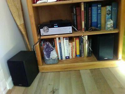 Sony All In Stylish Music System NFC USB, CD & AM/FM tuner Remote + Auxiliary Cloth