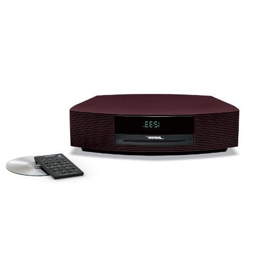 Wave music system III – Limited-edition Burgundy