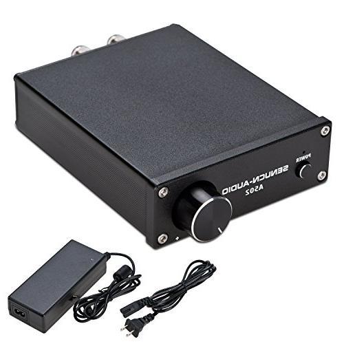 a502 desktop amplifier class d