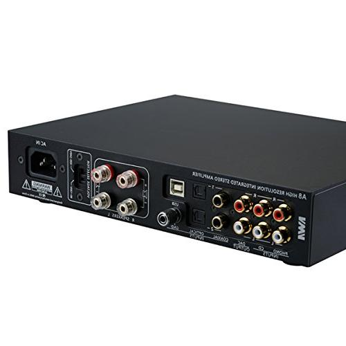 SMSL HIFI Digital and Headphone Latest ICEpower 125Wx2 and AK4490