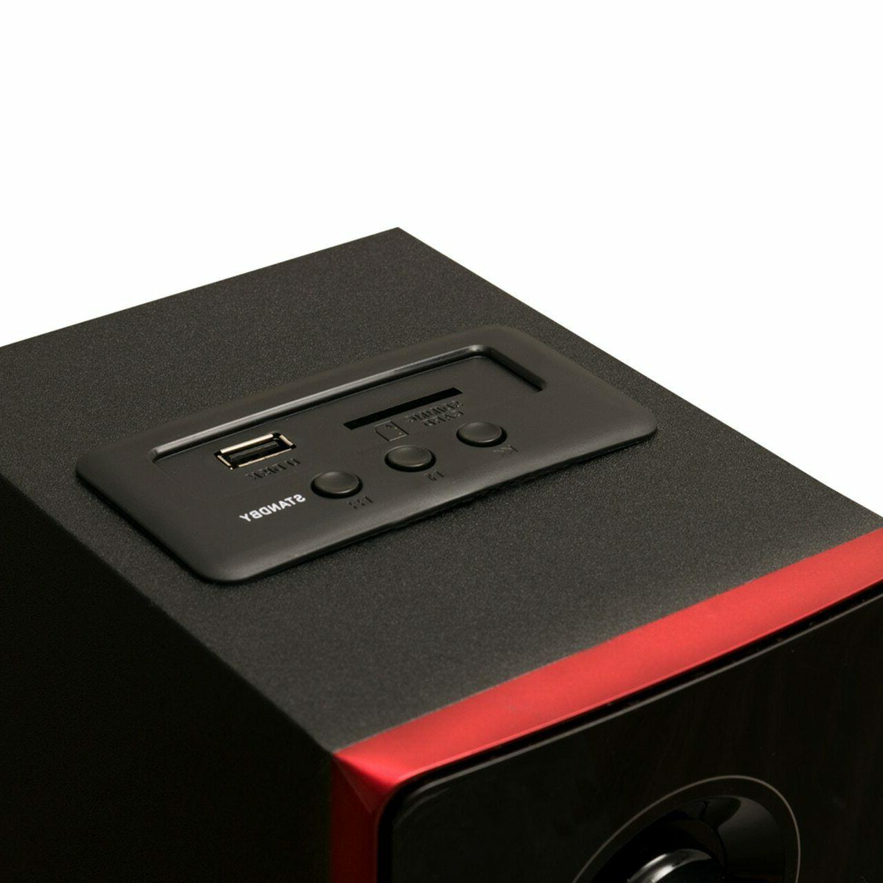 AA2103 BLUETOOTH 2.1 SPEAKER SYSTEM COMPUTER GAMING