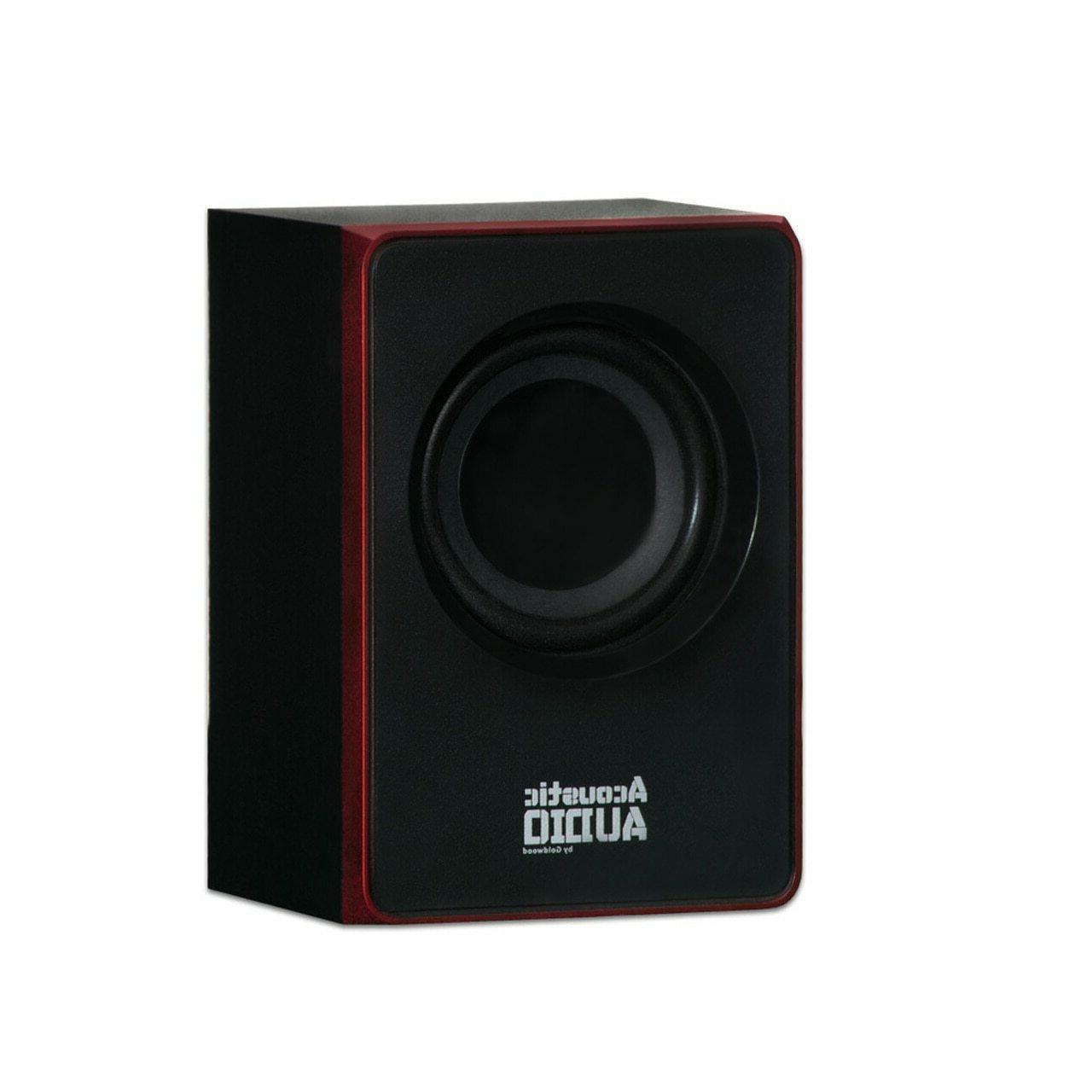 AA2103 BLUETOOTH SYSTEM HOME MULTIMEDIA COMPUTER