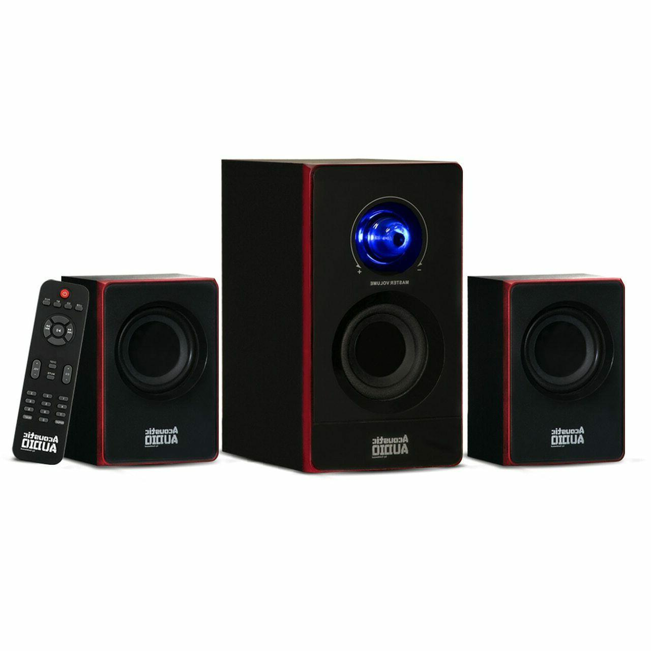 aa2103 bluetooth 2 1 speaker system