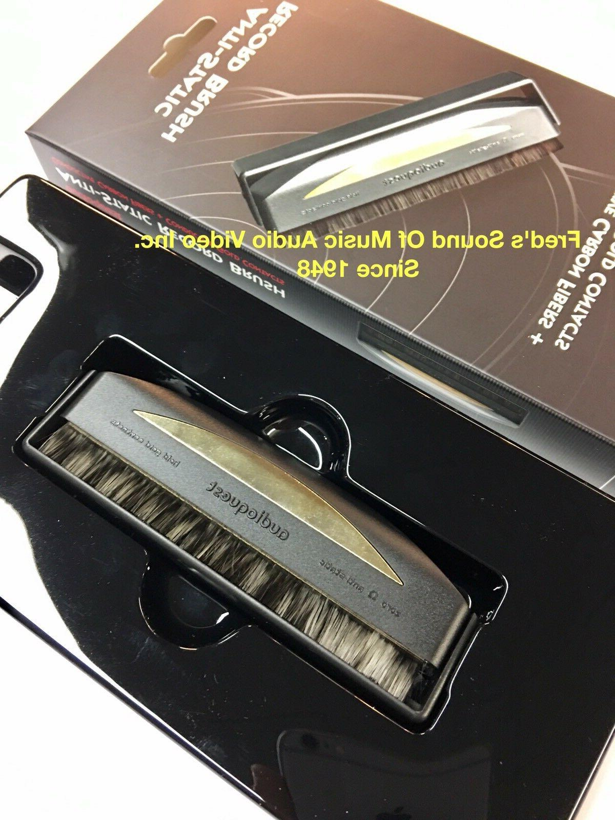 Audioquest Anti-Static Record Cleaning Brush w/box