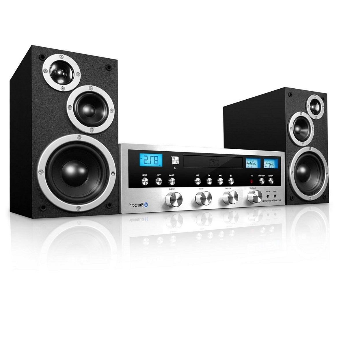 Audio System Stereo CD Radio Wireless