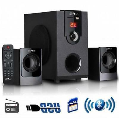 beFree*2.1 Channel SURROUND SOUND*Bluetooth*SPEAKER SYSTEM*w
