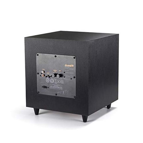 Klipsch Black Theater Pack System