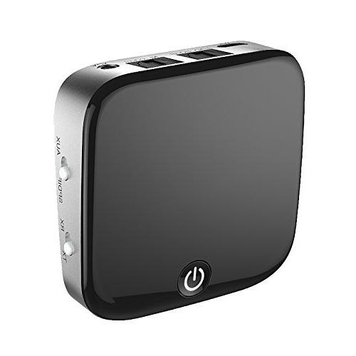 bluetooth audio transmitter receiver optical