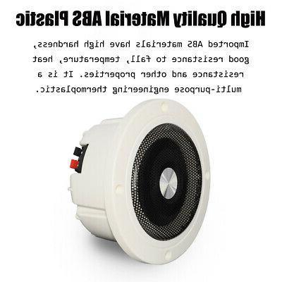 bluetooth Ceiling Speaker Flush