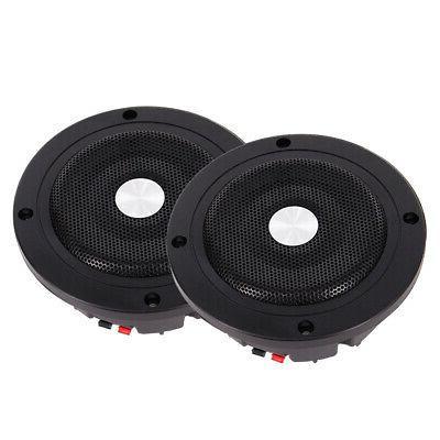 bluetooth Ceiling Speaker Kit Flush Mount Cafe