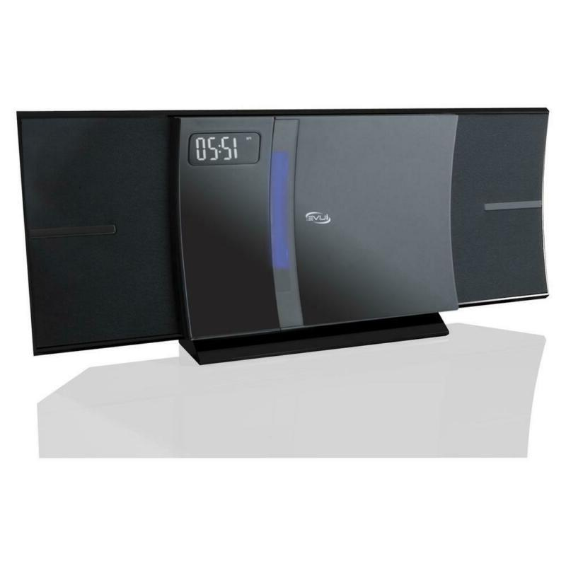 bluetooth stereo home music system with cd