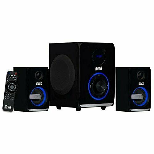 bluetooth home theater stereo system