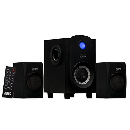 Acoustic 2.1-Channel System