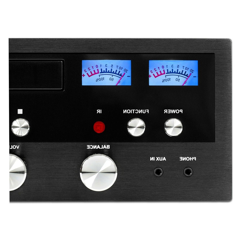 Bluetooth Stereo Wireless Home Theater Radio CD 50w