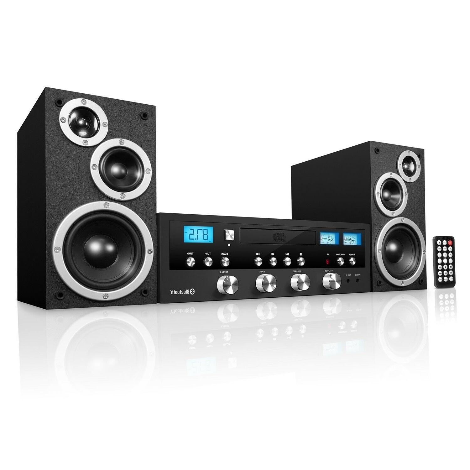 bluetooth stereo system wireless home theater speaker