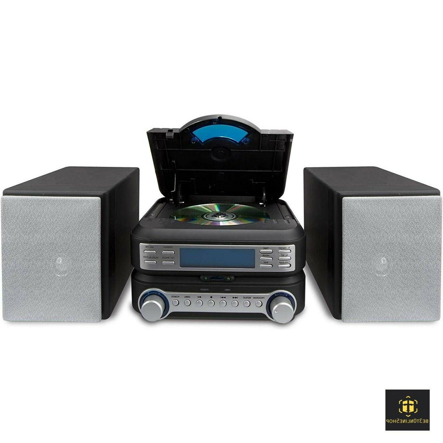 bookshelf cd player stereo system home am