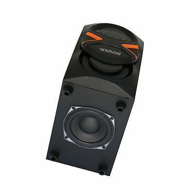 Boytone BT-326F, 2.1 Powerful Home Theater Speaker System,