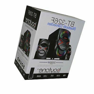 Boytone BT-326F, Bluetooth Powerful Home