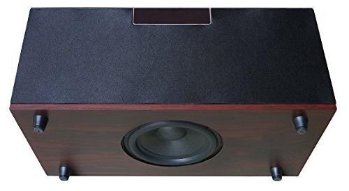 "Boytone BT-66B, 100-Watts Bluetooth Home Stereo Theater Speaker, Sound, 3"" X FM Radio, SD"