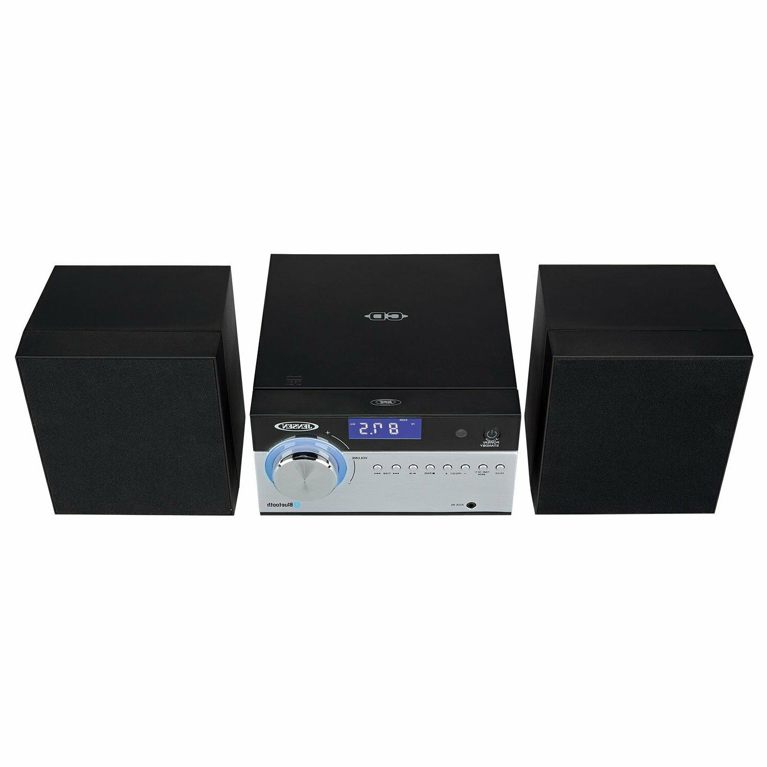 JENSEN CD Player System FM LCD