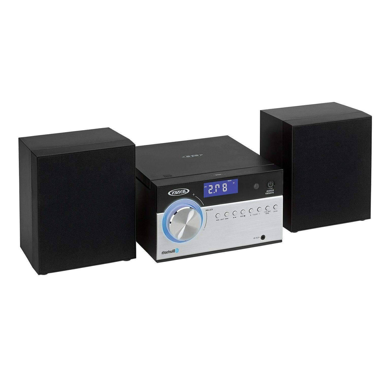 JENSEN System Bluetooth Digital FM Receiver Remote LCD