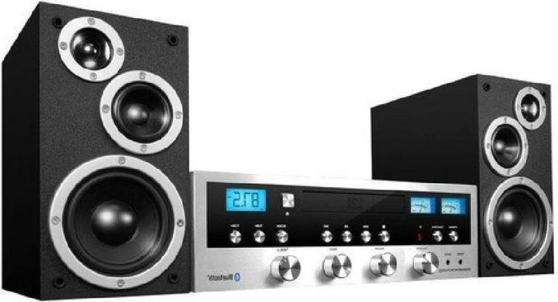cd stereo system bluetooth home speaker innovative