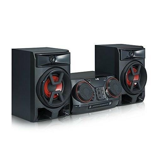 LG CK43 Hi-Fi Shelf