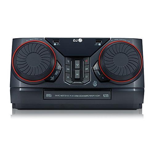 LG Hi-Fi Shelf System