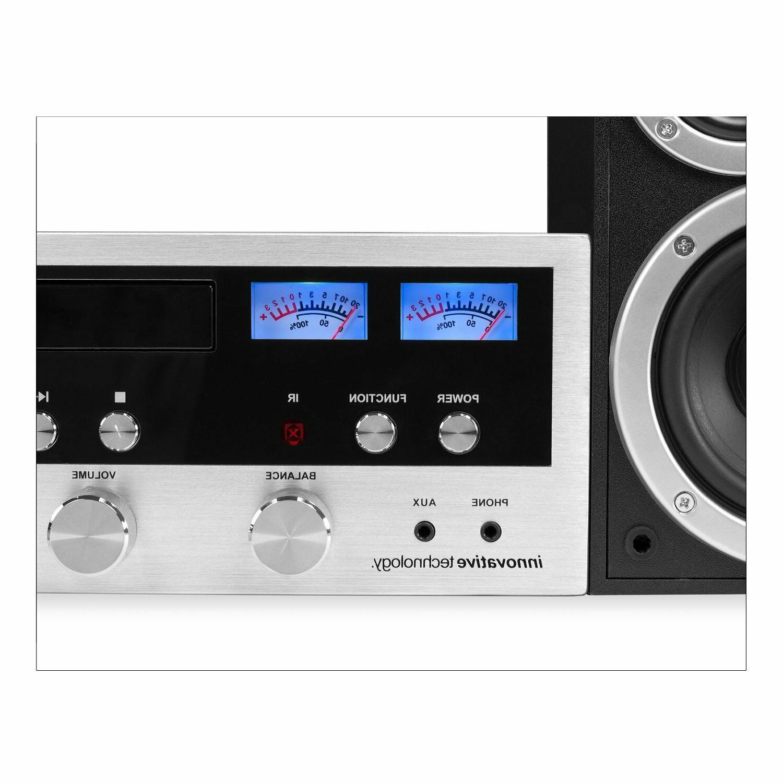 Innovative CD Stereo System INN-ITCDS-6000