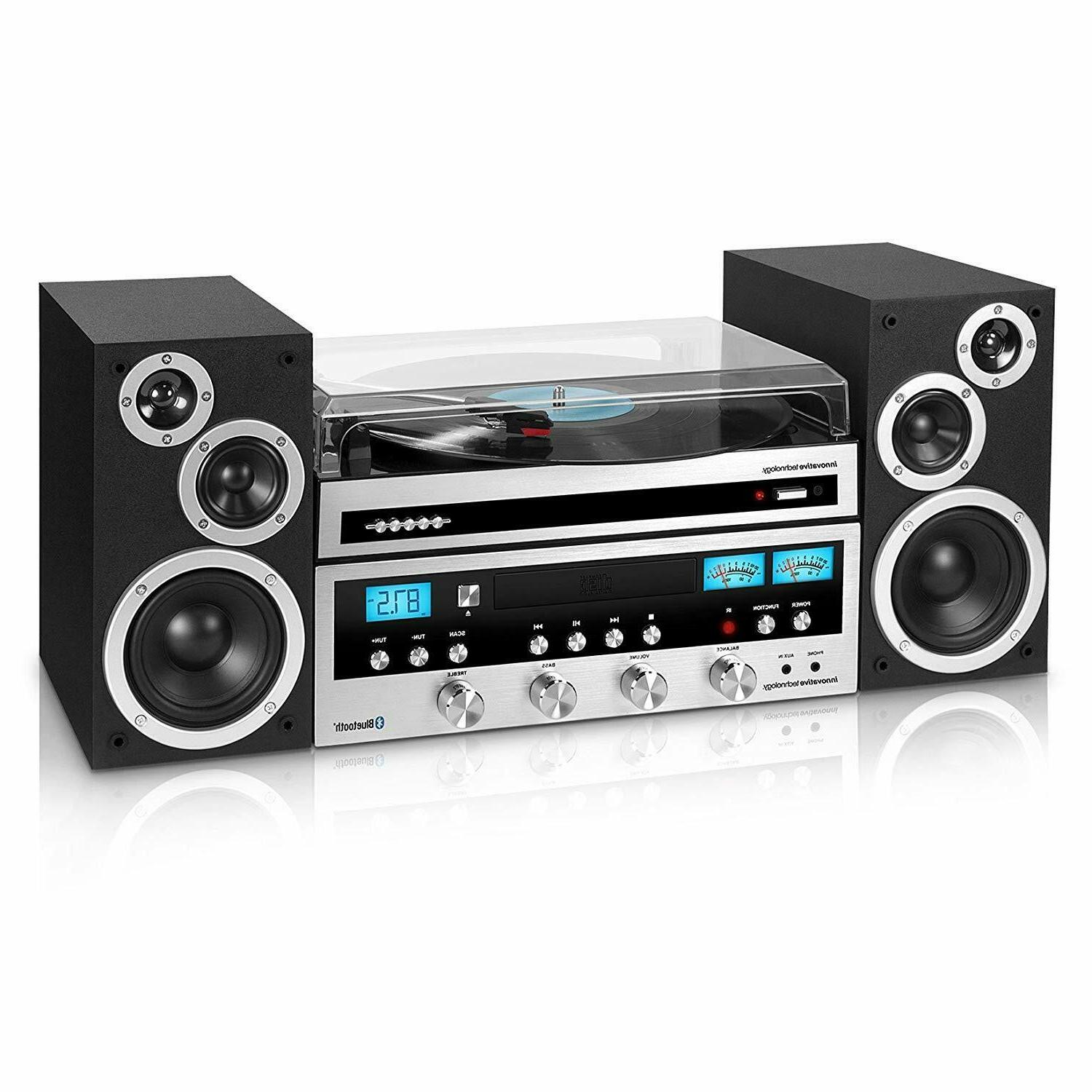 Innovative Stereo System with Bluetooth INN-ITCDS-6000