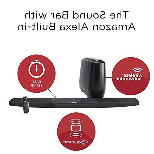 Polk Sound Bar Alexa 4K HDMI, and TV for Your Home