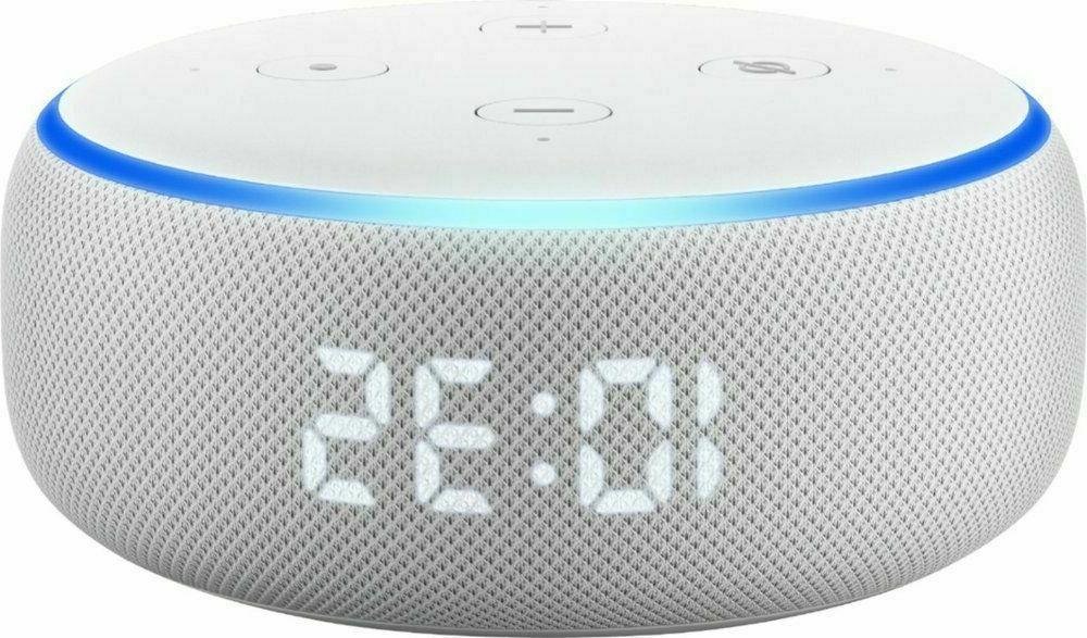 echo dot 3rd gen smart speaker