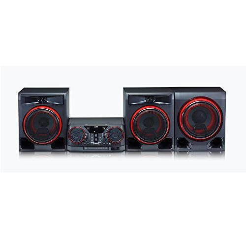 LG CK57 System with and Karaoke