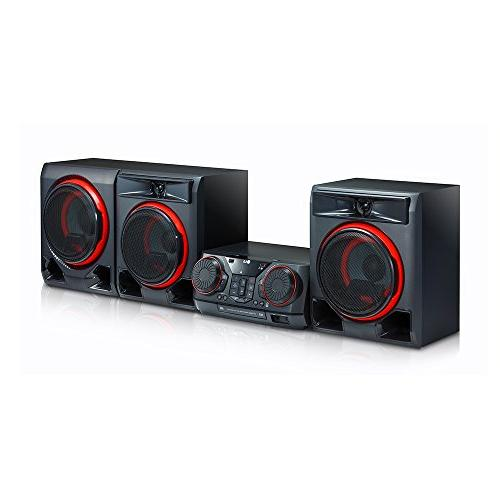LG Electronics Entertainment System and