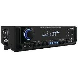 home 300 watt digital home stereo receiver