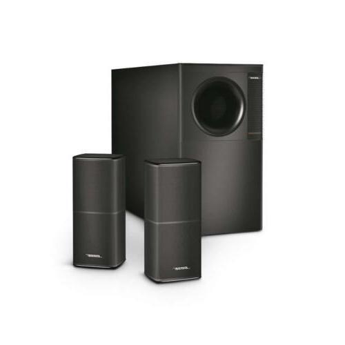 Home Audio Acoustimass Stereo Speaker System