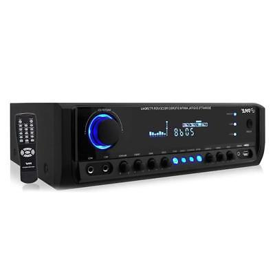 home audio power amplifier system 300w 4