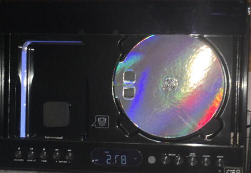 iLive System IH319B Stereo Radio CD iPod