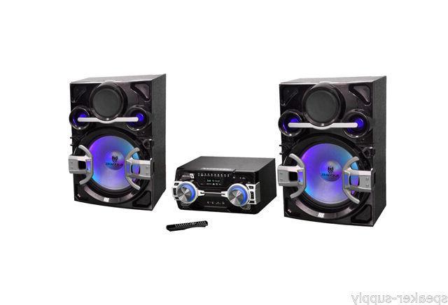 Blackmore 5000W Audio DVD Karaoke USB Mic BHS1