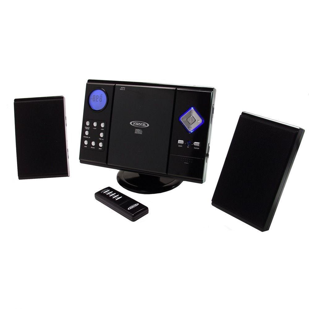 HOME STEREO CD RADIO ALARM AUX-IN WALL KIT