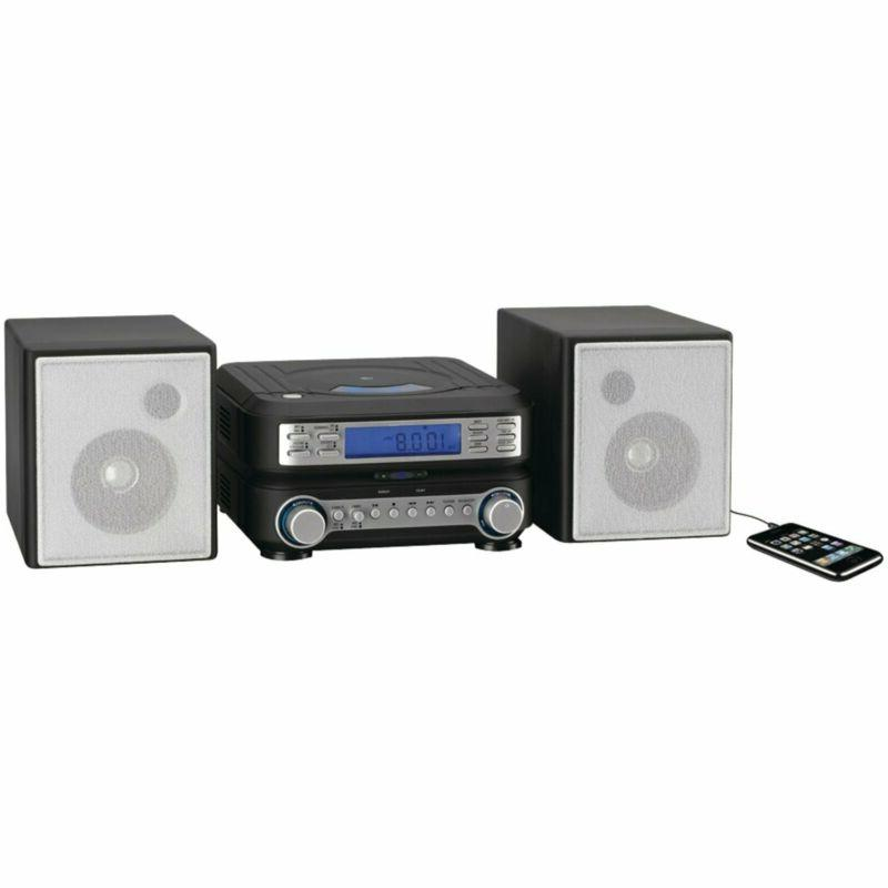 Home System CD AM FM External MP3 Audio