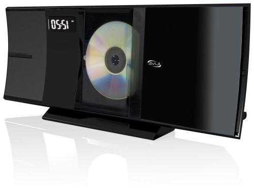iLive Speaker System CD Player and FM Radio