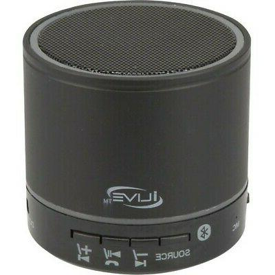 iLive ISB07B Speaker System Wireless Bluetooth Speaker Porta