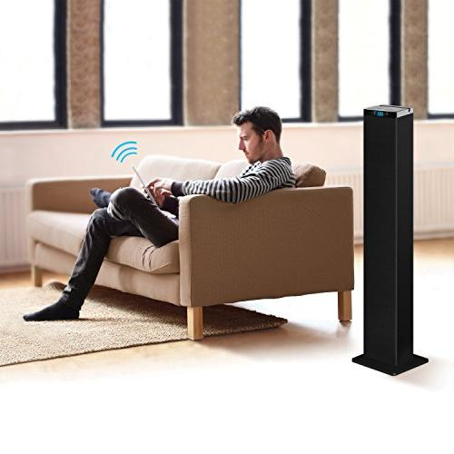Bluetooth Tower Piano Finish INNOITSB300